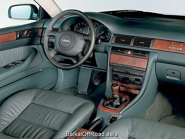 Audi A6 Avant 2.4 (170Hp) (Вариатор)