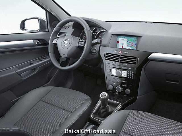 Opel Astra 1.8 16V (125Hp) (Автомат)