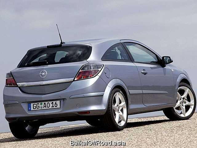 Opel Astra GTC 1.3 CDTI (90Hp) (Автомат)