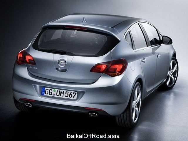Opel Astra 2.0 CDTI Ecotec (160Hp) (Автомат)