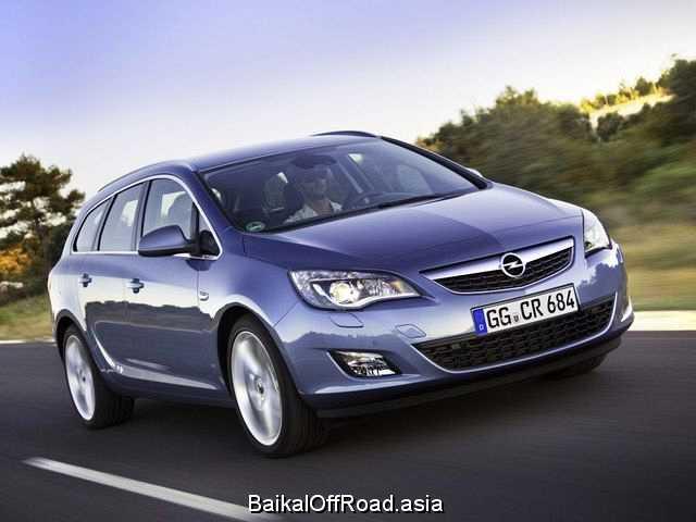 Opel Astra Sports Tourer 1.4 (140Hp) (Автомат)