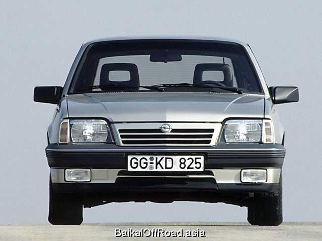 Opel Ascona CC 2.0 i (115Hp) (Механика)