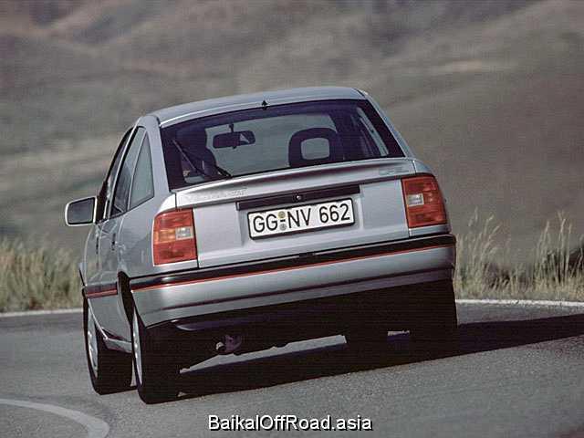 Opel Vectra CC 1.8 S (88Hp) (Механика)