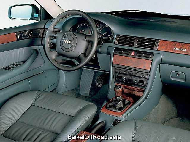 Audi A6 Avant 2.8 30V quattro (193Hp) (Механика)