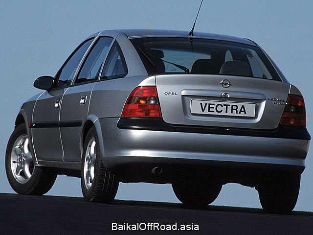 Opel Vectra CC 1.6 i 16V (101Hp) (Автомат)