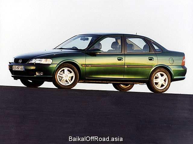 Opel Vectra 1.7 TD (82Hp) (Механика)