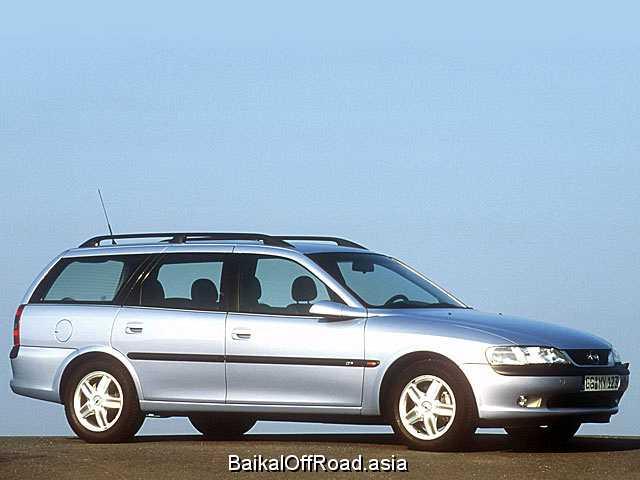 Opel Vectra Caravan 2.0 i 16V (136Hp) (Механика)