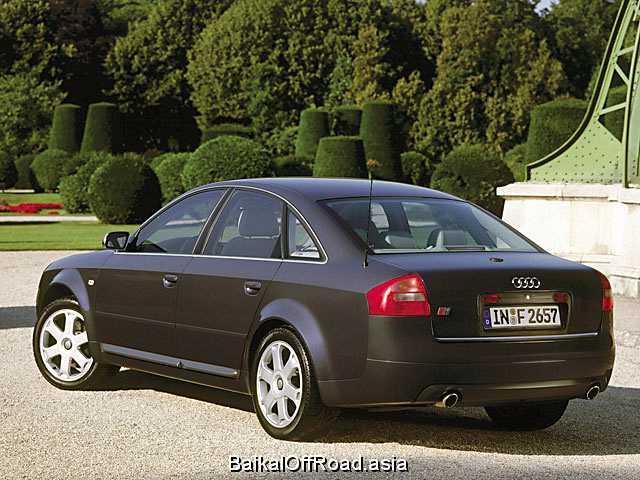 Audi S6 Avant 4.2 V8 (340Hp) (Механика)