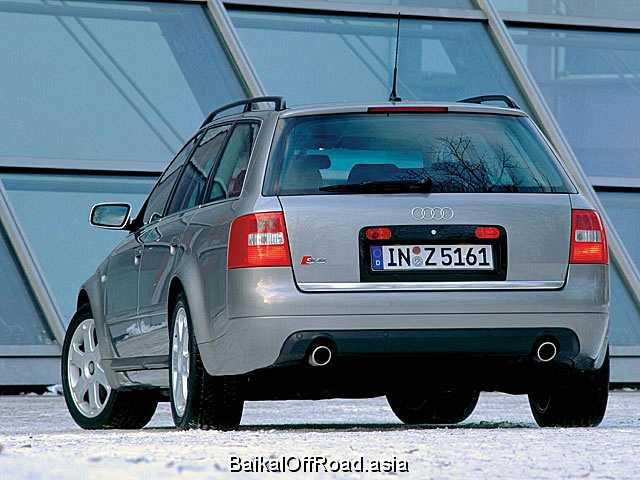Audi S6 Avant 4.2 V8 (340Hp) (Автомат)