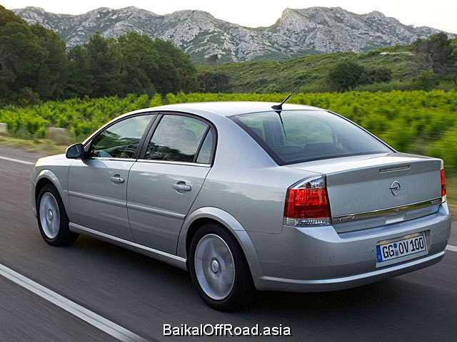 Opel Vectra 3.2 i V6 24V (211Hp) (Автомат)