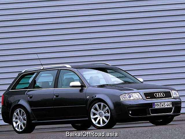 Audi RS6 Avant 4.2 V8 (450Hp) (Автомат)