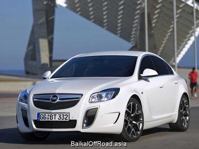 Opel Insignia OPC 2.8 (325Hp) (Механика)