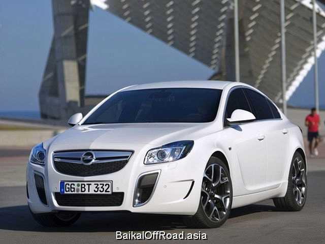Opel Insignia Sport Tourer 1.6 T (180Hp) (Механика)