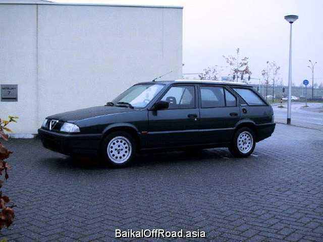 Alfa Romeo 33 Sportwagon (facelift) 1.7 i.e. (107Hp) (Механика)