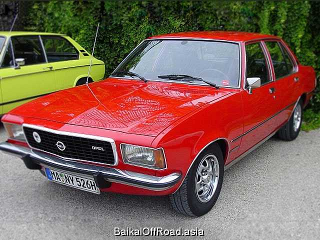 Opel Commodore Coupe 2.5 (115Hp) (Механика)