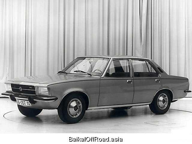 Opel Rekord 1.7 (66Hp) (Механика)