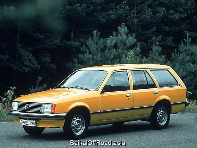 Opel Rekord Caravan 1.8 S (90Hp) (Автомат)