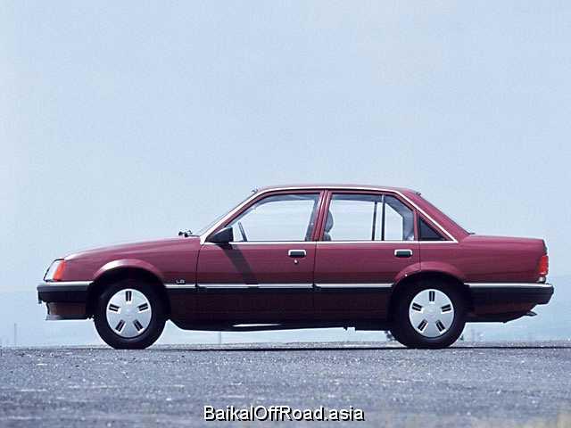 Opel Rekord 1.8 (75Hp) (Механика)