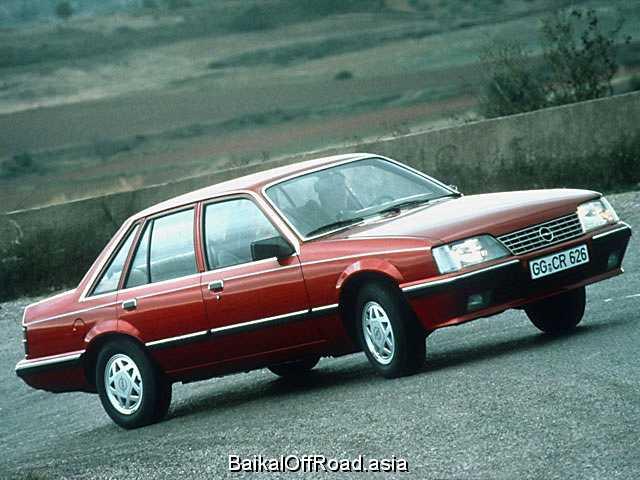 Opel Senator 2.8 (140Hp) (Механика)