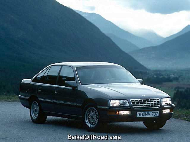 Opel Senator 3.0 (177Hp) (Механика)