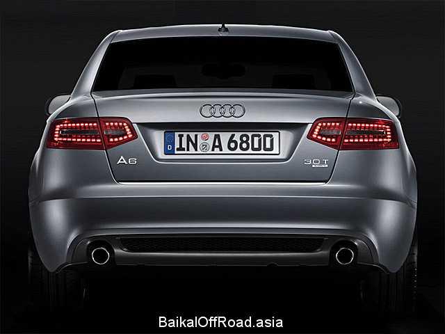 Audi A6 3.2 FSI (255Hp) (Вариатор)