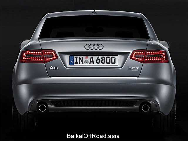 Audi A6 3.2 FSI quattro (255Hp) (Механика)
