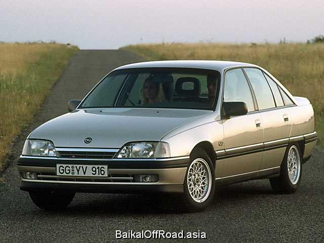 Opel Omega 3.0 (156Hp) (Механика)
