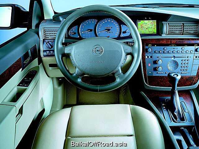 Opel Omega Caravan 2.2 DTI 16V (120Hp) (Механика)