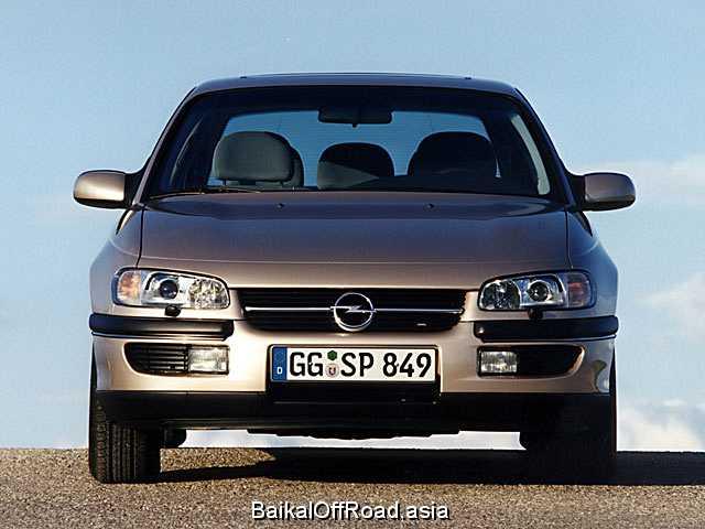 Opel Omega 2.5 TDI (150Hp) (Механика)