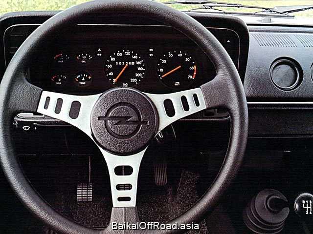Opel Manta 1.9 N (75Hp) (Механика)
