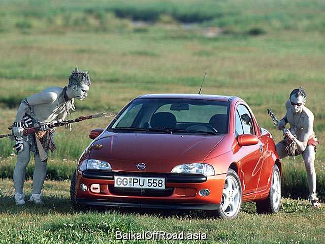 Opel Tigra 1.4 16V (90Hp) (Автомат)
