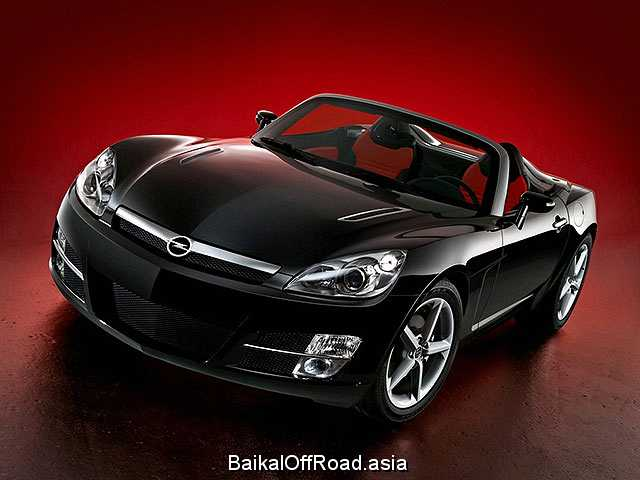 Opel Speedster 2.0 i 16V Turbo (200Hp) (Механика)
