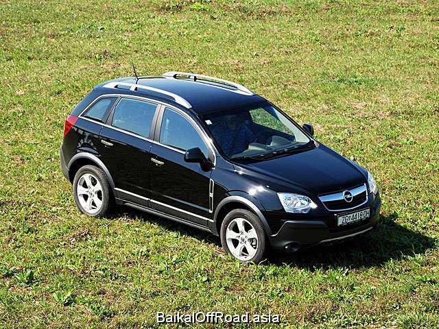 Opel Antara 2.4 4WD (140Hp) (Автомат)