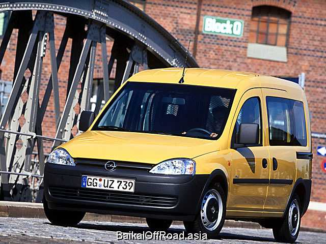 Opel Combo Tour 1.6 Tour (87Hp) (Механика)