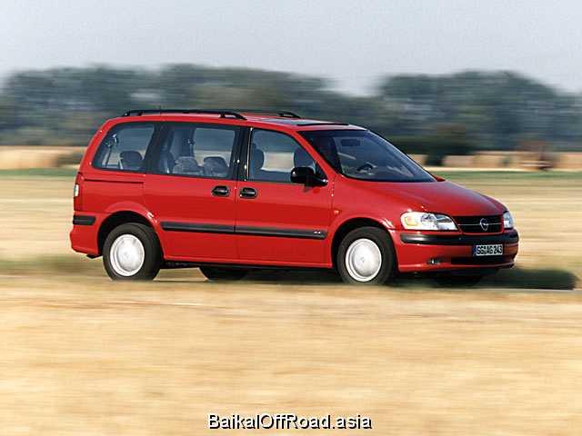Opel Movano Kipper 1.9 TD (82Hp) (Механика)