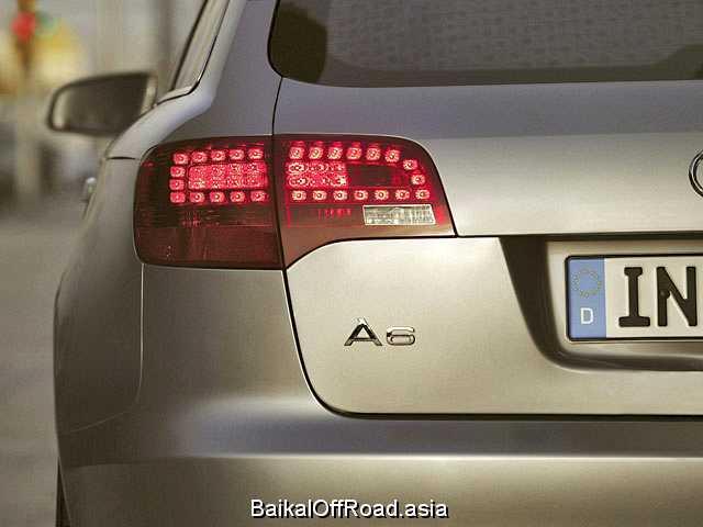 Audi A6 Avant 3.2 FSI quattro (255Hp) (Механика)