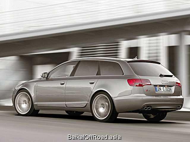 Audi S6 5.2 i V10 FSI Quattro (435Hp) (Автомат)