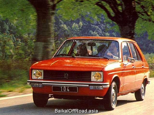 Peugeot 106 1.0 (45Hp) (Механика)