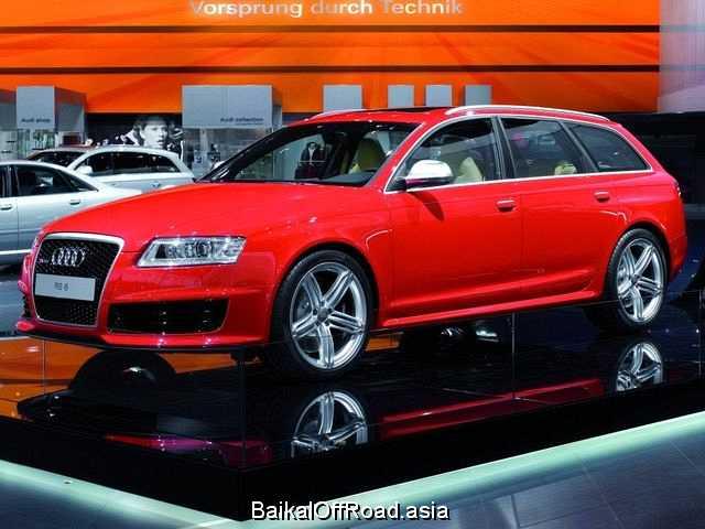 Audi RS6 5.0 TFSI (580Hp) (Автомат)