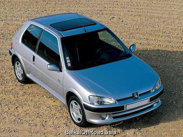 Peugeot 106 1.6 i (101Hp) (Механика)