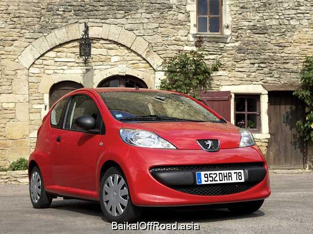 Peugeot 107 1.4 HDI (54Hp) (Механика)