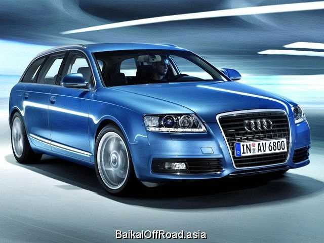 Audi A6 Avant (facelift) 2.8 FSI quattro (190Hp) (Механика)