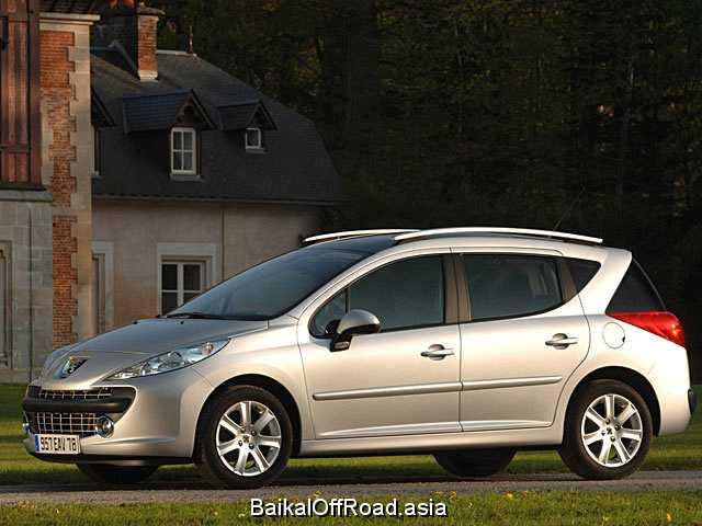 Peugeot 207 SW 1.6 (120Hp) (Механика)