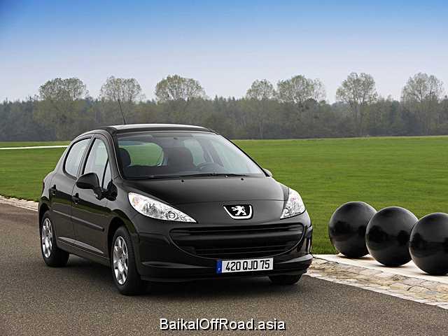 Peugeot 207 1.6 (120Hp) (Механика)