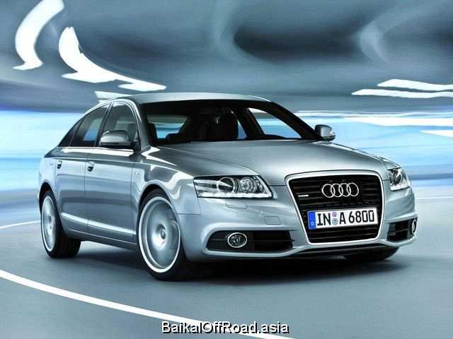 Audi A6 (facelift) 2.8 FSI (220Hp) (Вариатор)