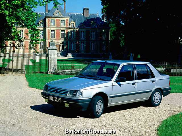 Peugeot 309 1.6 (92Hp) (Механика)