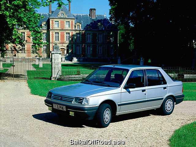 Peugeot 309 1.8 Diesel (60Hp) (Механика)