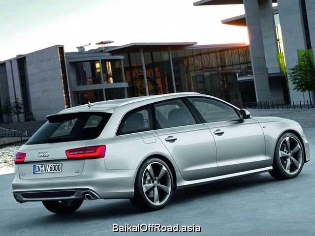 Audi A6 2.8 FSI (204Hp) (Вариатор)