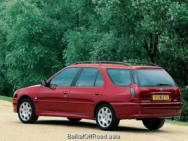 Peugeot 306 Break 2.0 HDI 90 (90Hp) (Механика)