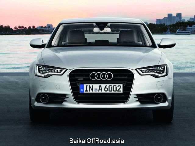Audi A6 3.0 TFSI quattro (300Hp) (Автомат)